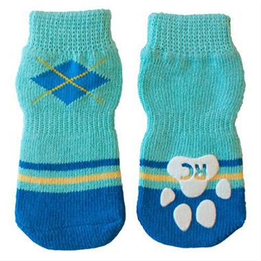 preppy-dog-socks