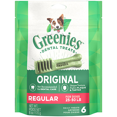 Canine Dental Chews Regular