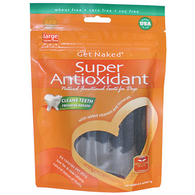 Super Antioxidant Dental Chew Sticks