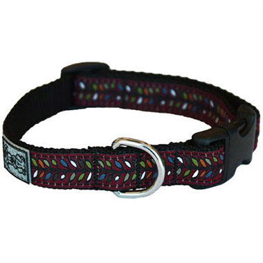 adjustable-nylon-dog-clip-collar-bracken