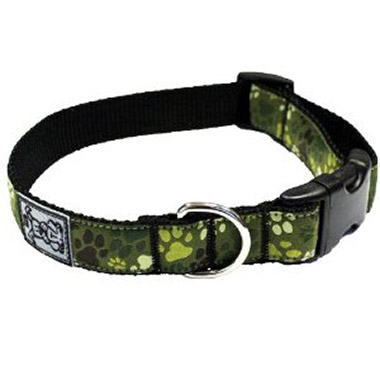 wide-adjustable-nylon-dog-clip-collar-pitter-patter-camo