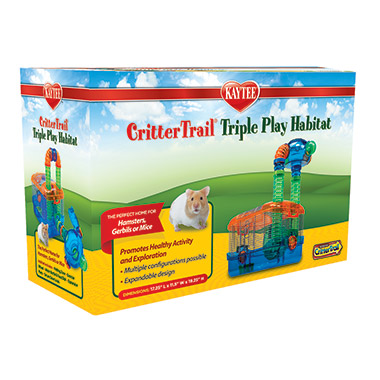 Crittertrail Triple Play