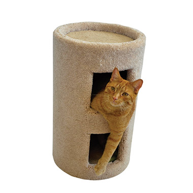 two-storey-cat-condo