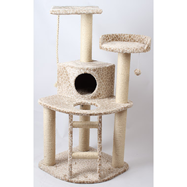 house-with-ladder-cat-furniture