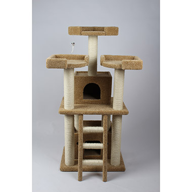 twin-platform-with-ladder-cat-furniture