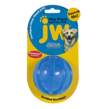 Playplace Squeaky Ball - Assorted
