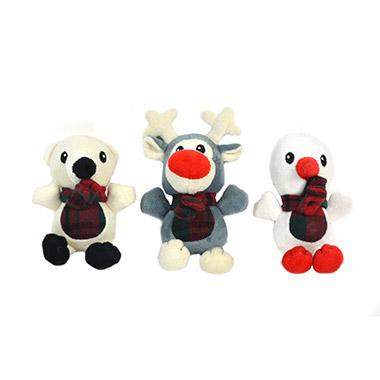 holiday-plaid-plush-toy