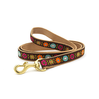nylon-adjustable-dog-collar-bella-floral