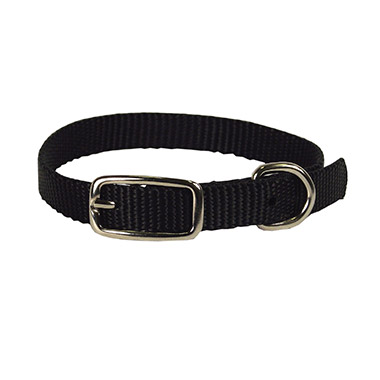 deluxe-nylon-collar-black