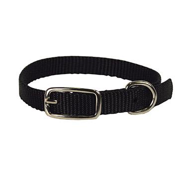 Deluxe Nylon Collar Black