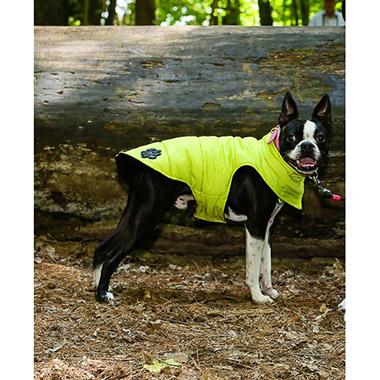 lime-puffer-coat