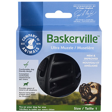 baskerville-muzzle