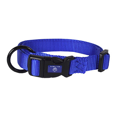 Adjustable Collar Blue