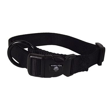 Adjustable Collar Black
