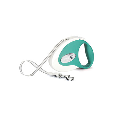 fresh-retractable-dog-leash-green