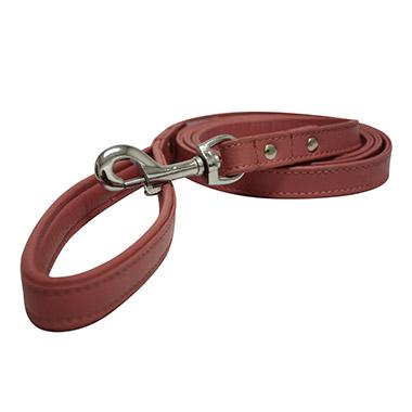 alpine-dog-leash-leather-72-bubblegum-pink
