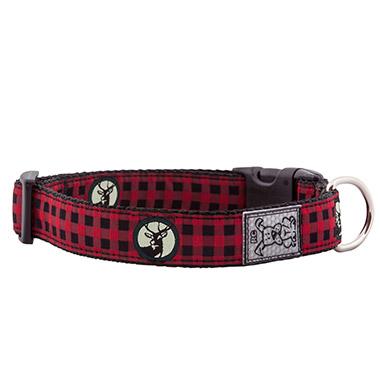 adjustable-nylon-dog-clip-collar-urban-woodsman