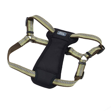 reflective-stepin-padded-dog-harness-fern