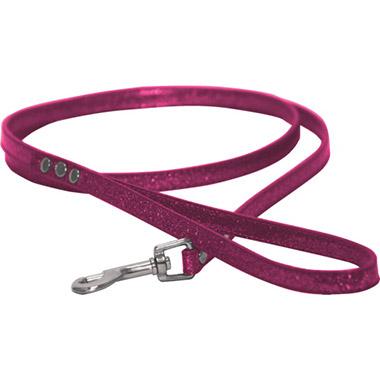 sparkle-dog-lead-4ft-bubble-gum-pink