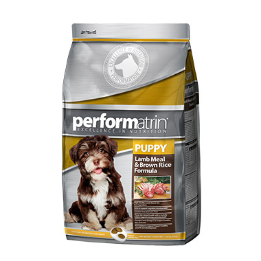 Puppy Lamb Meal & Brown Rice Formula