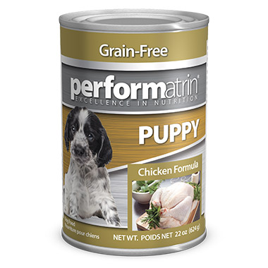 Puppy Grain-Free Chicken Formula