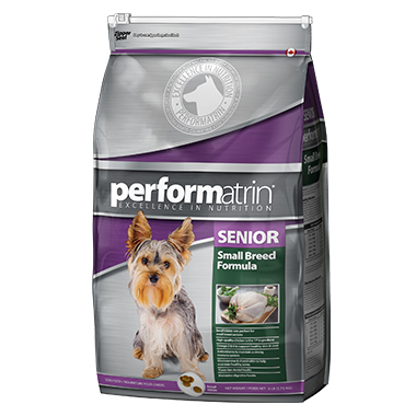 Senior Small Breed Formula