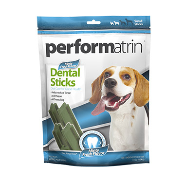 Dental Sticks - Minty Fresh Flavor Small