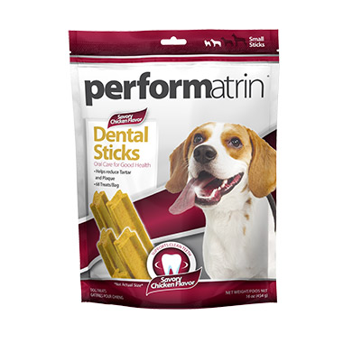 Dental Sticks - Savory Chicken Flavor Large