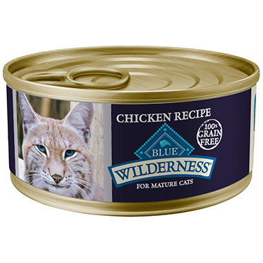 Wilderness Mature Chicken Recipe