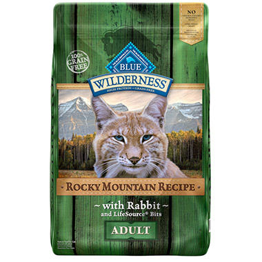 Wilderness Rocky Mountain Adult Recipe with Rabbit