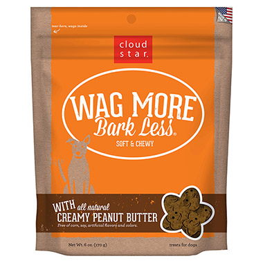 Cloud Star Soft & Chewy with Creamy Peanut Butter