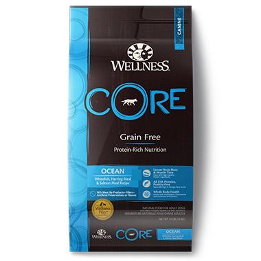 CORE Grain-Free Ocean Recipe