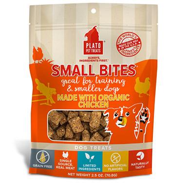 Small Bites Organic Chicken