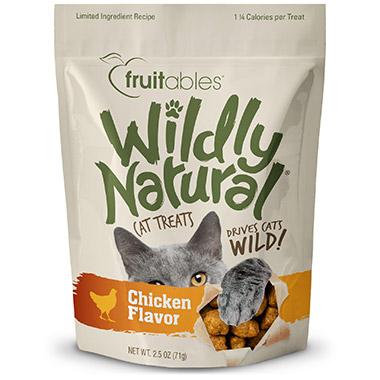 Wildly Natural Chicken Flavor