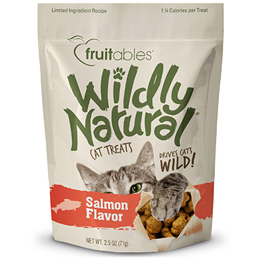 Wildly Natural Salmon Flavor