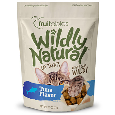 Wildly Natural Tuna Flavor