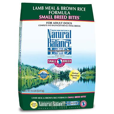 LID Lamb Meal & Brown Rice Formula Small Breed Bites