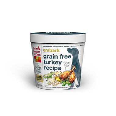 Embark Grain Free Turkey Recipe