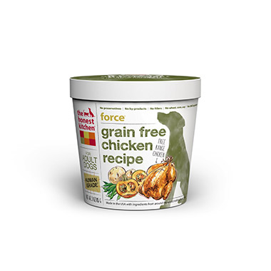 Force Grain Free Chicken Recipe