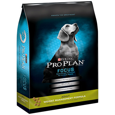 Focus Adult Weight Management Formula