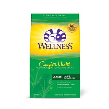 Complete Health Lamb & Barley Recipe