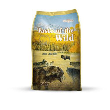 High Prairie Canine Formula