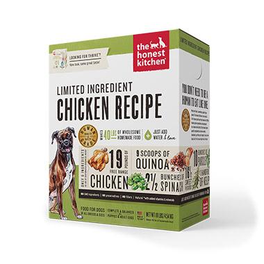 Thrive Gluten-Free Chicken Diet