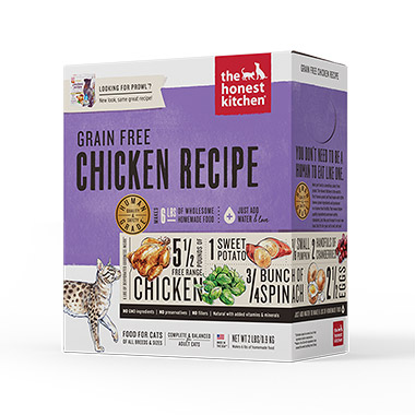 Prowl, Chicken and Grain Free Diet for Cats