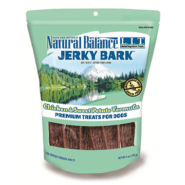 L.I.T. Jerky Bark Chicken & Sweet Potato Formula