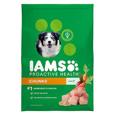 Iams Dog Food Guaranteed Analysis