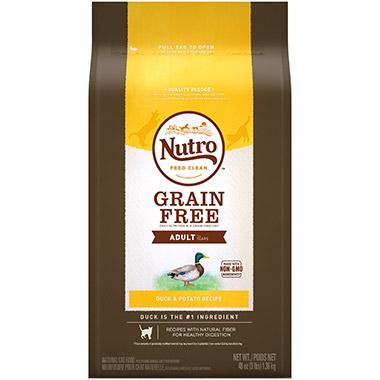 Grain Free Adult Duck & Potato Recipe