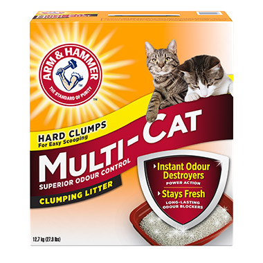 multicat-scented-clumping-litter