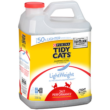 Lightweight Litter 24/7 Performance