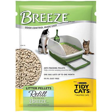 breeze-pellets